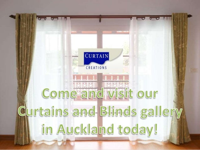 Curtains And Blinds Auckland