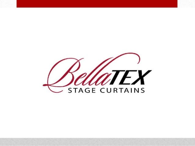 STAGE CURTAIN TYPES