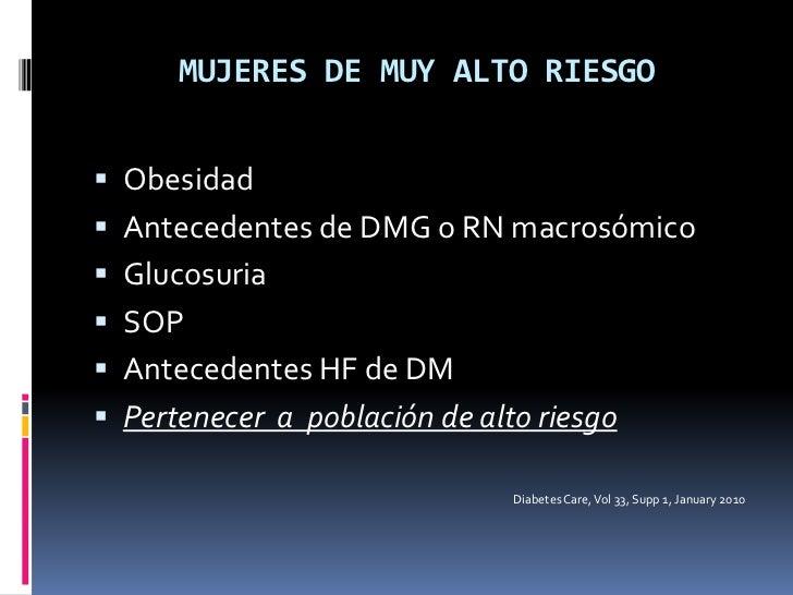 Curva de tolerancia a glucosa oral embarazo hgjg parres
