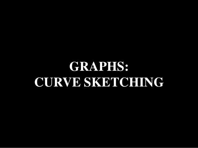 GRAPHS: CURVE SKETCHING