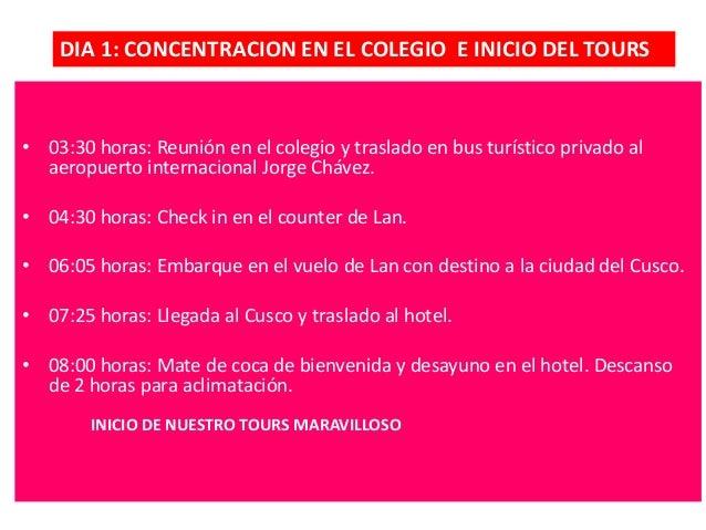 Cusco 5 dias con tren clase turista Slide 3