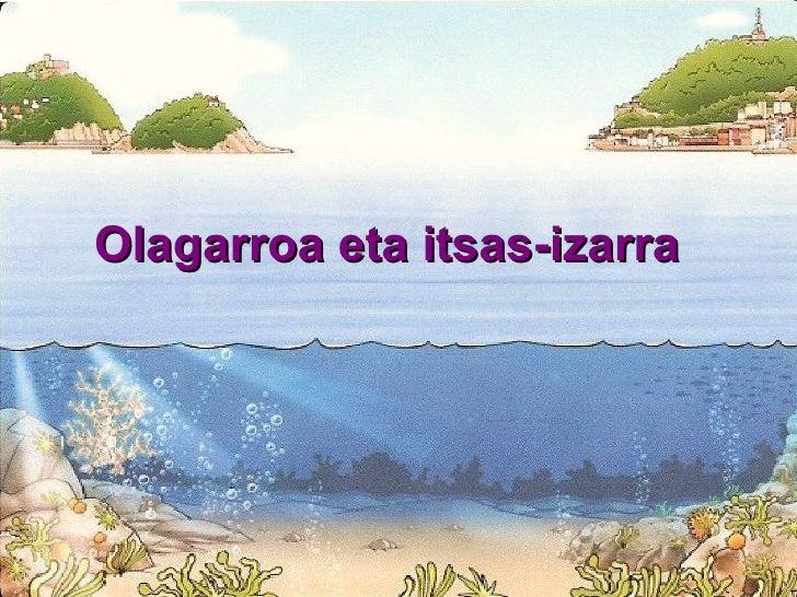 Olagarroa eta itsas-izarra