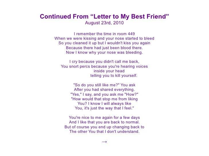a letter to my best friend on his birthday 30 letters 30 days 29848 | 30 letters 30 days 13 728