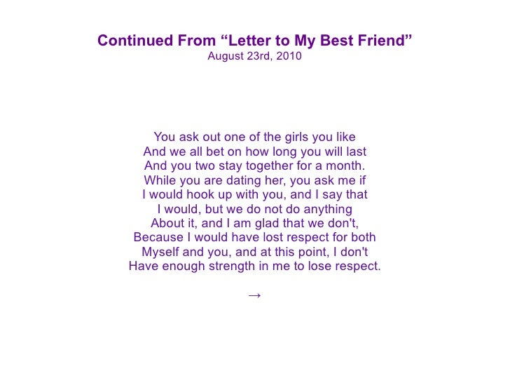 long best friend letters that make you cry 30 letters 30 days 23462 | 30 letters 30 days 14 728