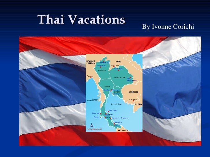 Thai Vacations By Ivonne Corichi
