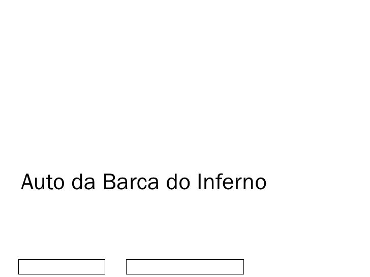 Auto da Barca do Inferno O Frade