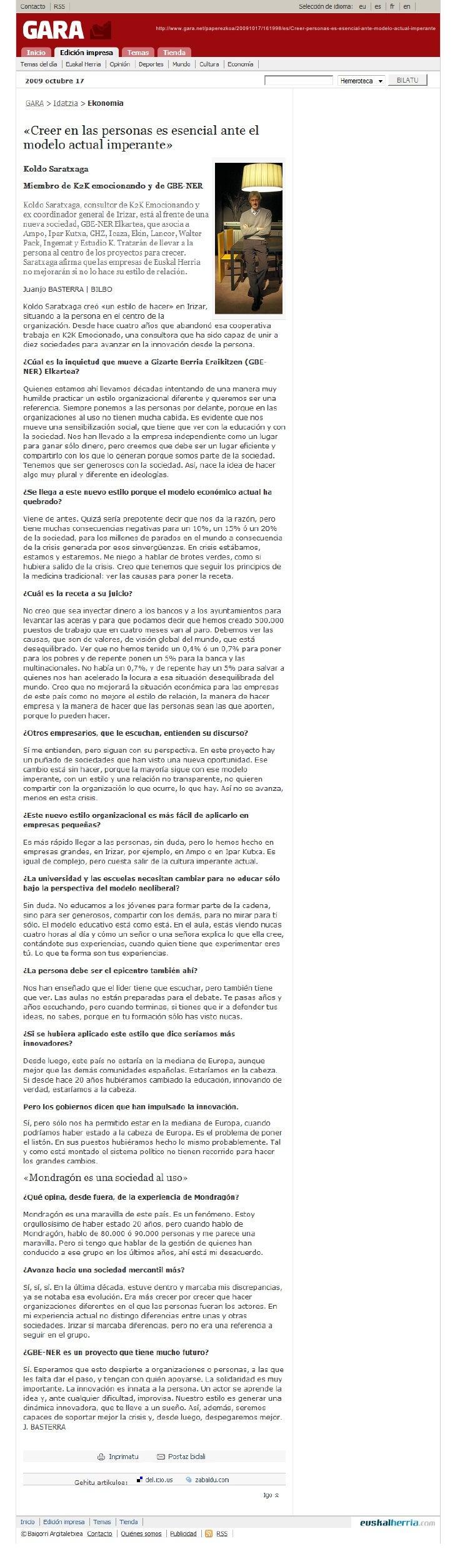 Conlaclo     RSS    GARA                                            http://www.gara.net/paperezkoa/20091017/161998/es/Cree...