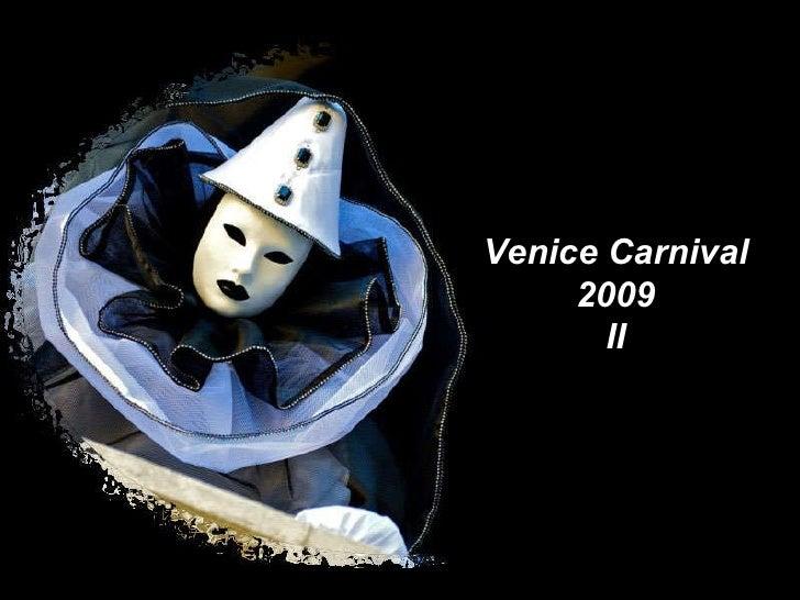 Venice Carnival 2009 II