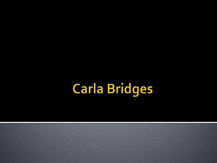 Carla Bridges<br />