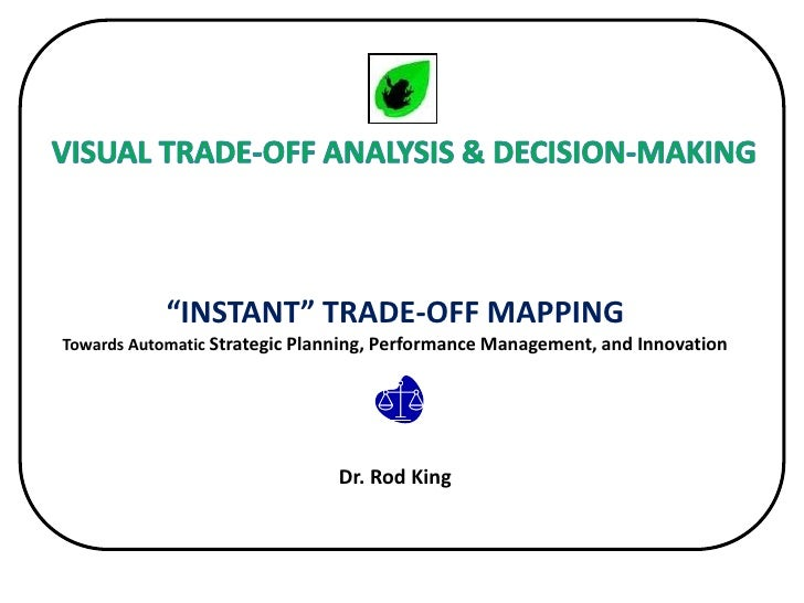 "Inexpensively Leapfrogging the Competition<br />""INSTANT"" TRADE-OFF MAPPINGA Tool for Mapping and Innovating on Customer E..."