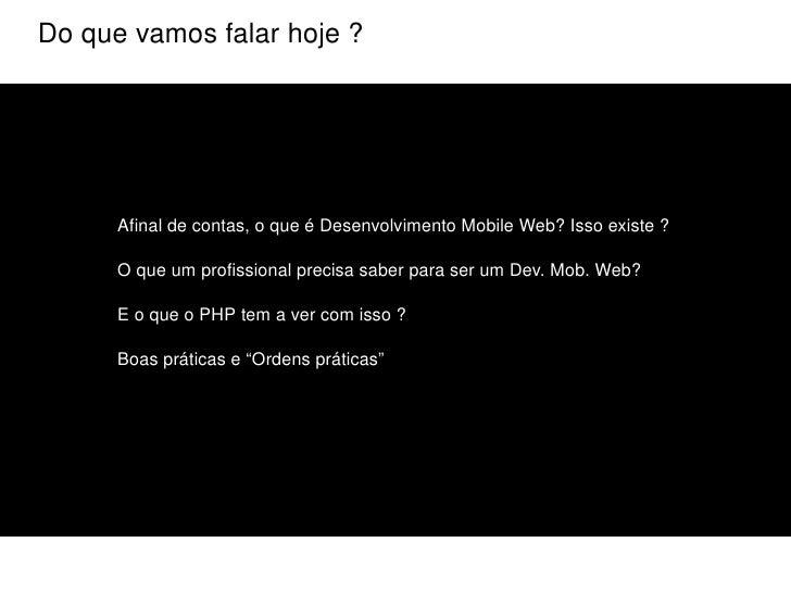Representante do PHPMS no  PHP Brasil Comunidades