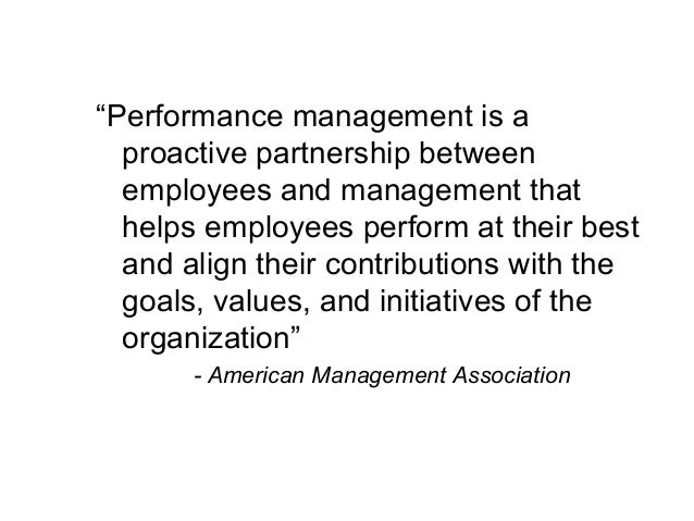 Strategic performance management for Ged integrated solutions
