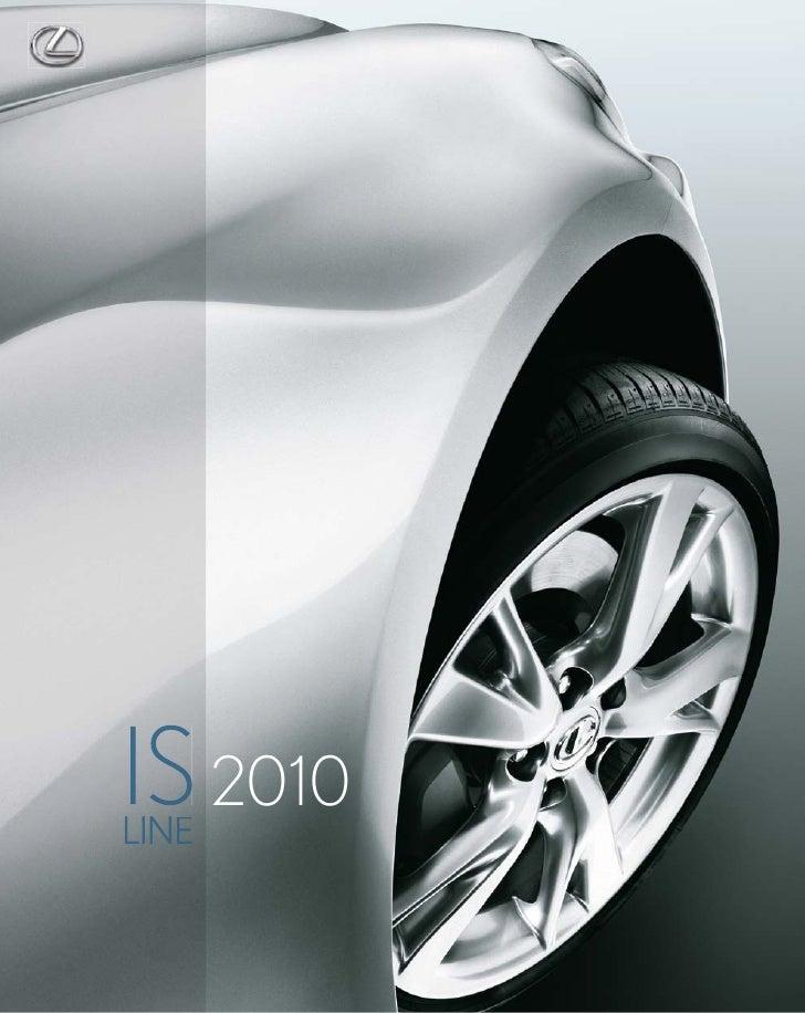 ... Stevinson Lexus Of Lakewood. 2010 LINE ...