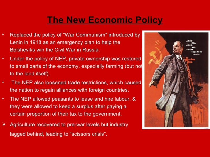 Soviet Economy before and after Gorbachev
