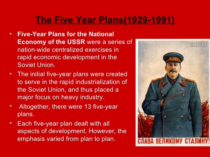 stalin 5 year plan Start studying stalin five year plans learn vocabulary, terms, and more with flashcards, games, and other study tools.