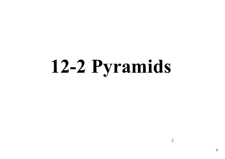 122Pyramids                    1