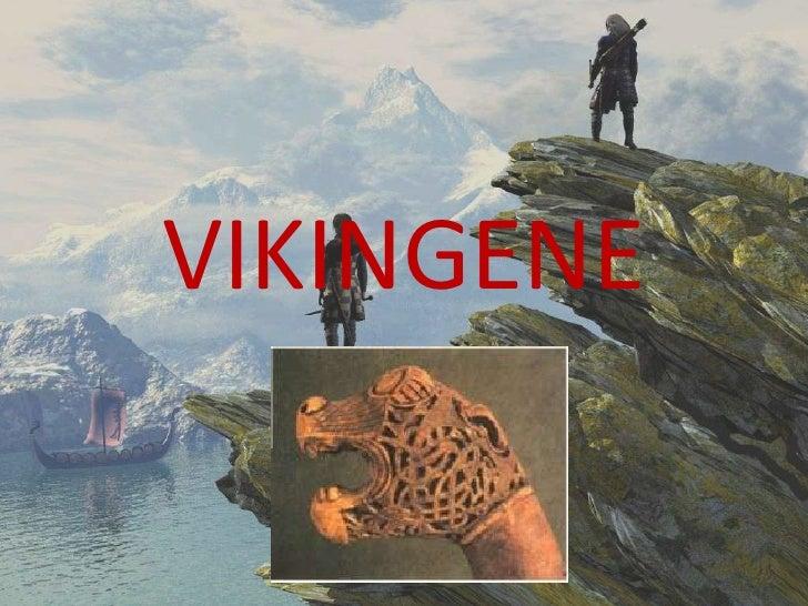 VIKINGENE<br />