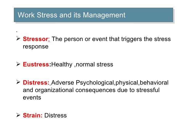 Ob+Stress Management