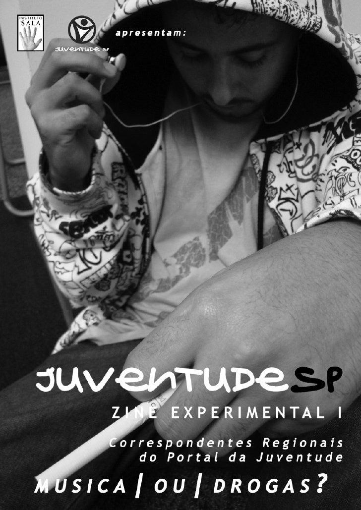 Zine Experimental I (Capacitação São José dos Campos)