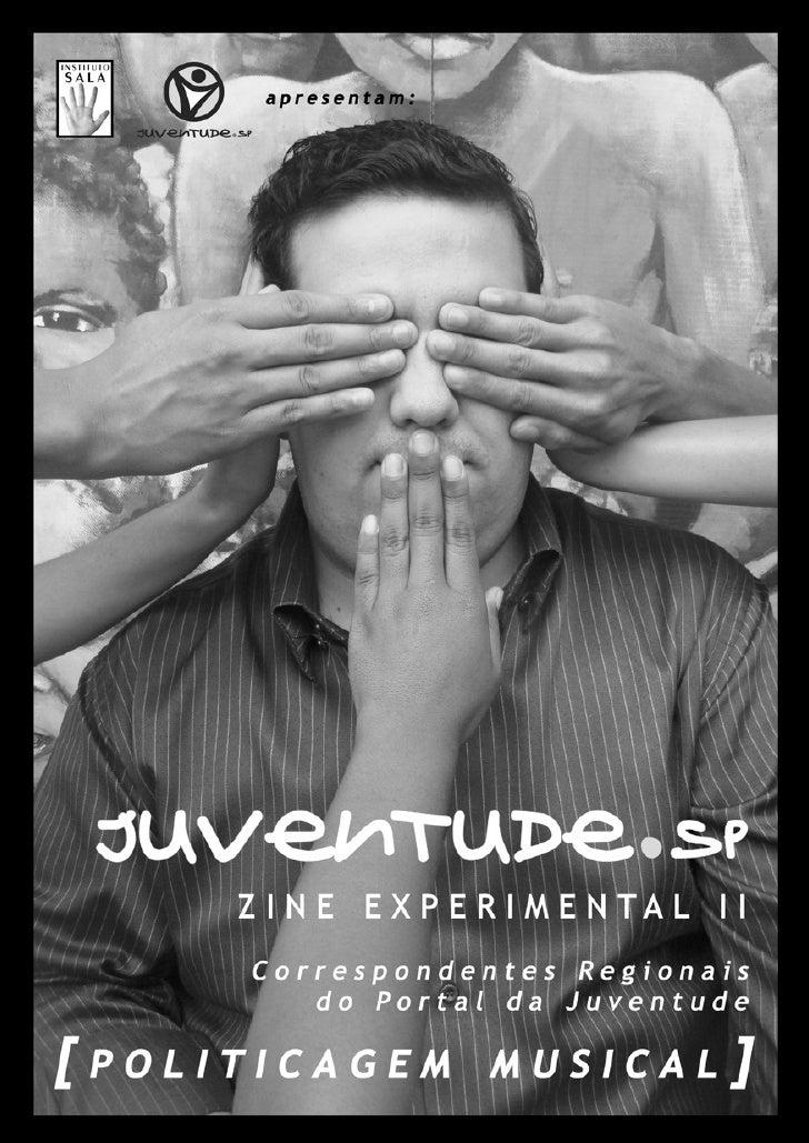 Zine Experimental II (Capacitação Santos)