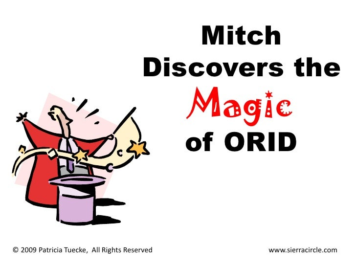 Mitch                                        Discovers the                                               Magic            ...