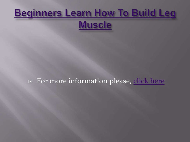 how to build arm muscle for beginners