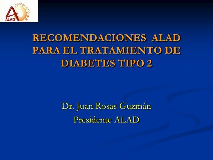 Simposio ALAD Avances en la prevención y el tratamiento de