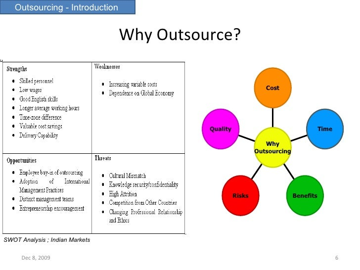 Outsourcing - Key management issues