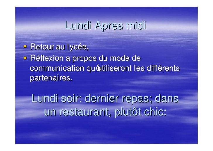 Presentacion France
