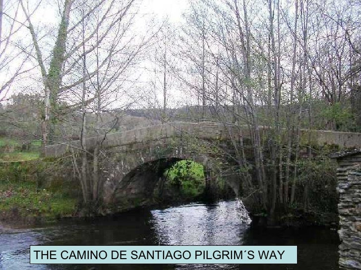 THE CAMINO DE SANTIAGO PILGRIM´S WAY