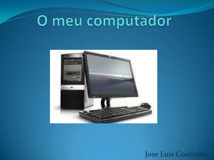 Jose Luis Coutinho