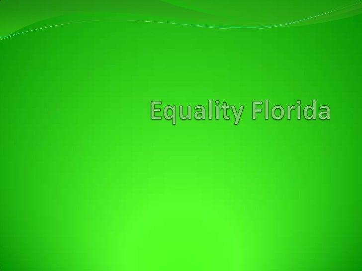 Equality Florida<br />