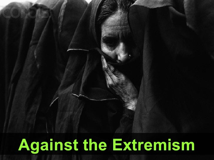 Against the Extremism