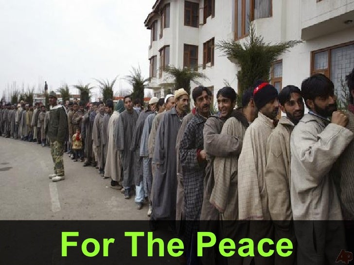 For The Peace
