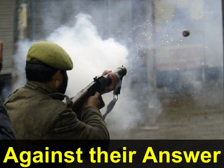 Against their Answer