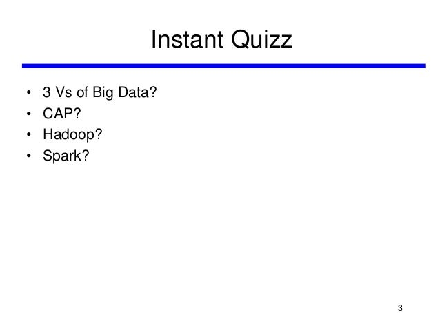 An Introduction to Big Data Slide 3