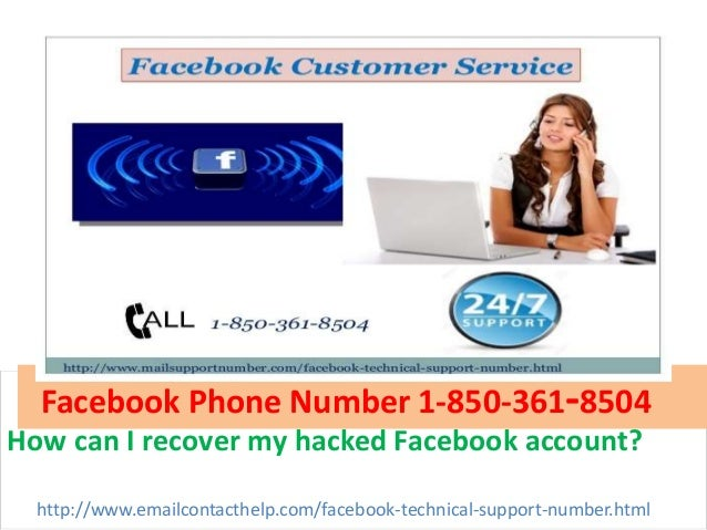 Attractive Facebook Phone Number 1 850 361 8504 How Can I Recover My Hacked ... Awesome Ideas