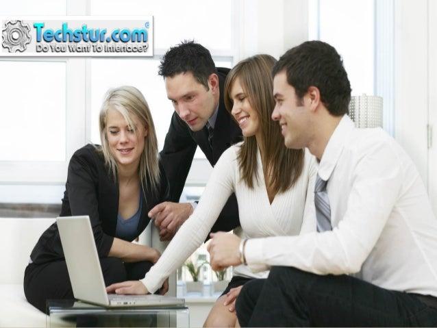 Delivering Interface Customizations Services toEnterprises© 2012 Copyright - Techstur.com