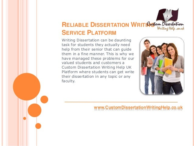 Dissertation uk reasonable price customised