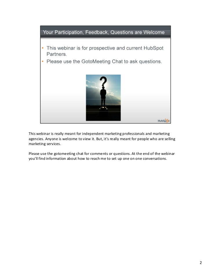 How to Create an Inbound Marketing Services Proposal Slide 2