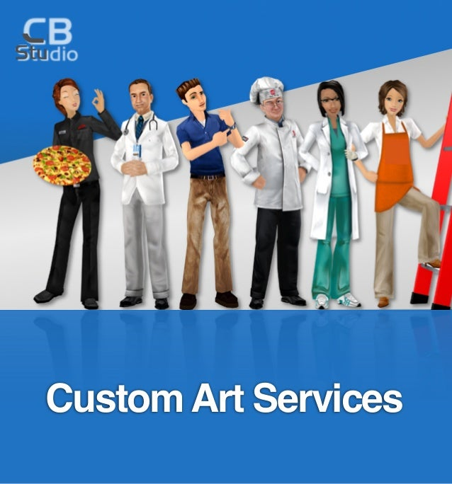 Custom Art Services