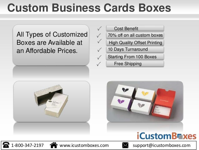 Business card boxes custom business card boxes custom business cards boxes all types of customized boxes are available at an affordable prices reheart Image collections