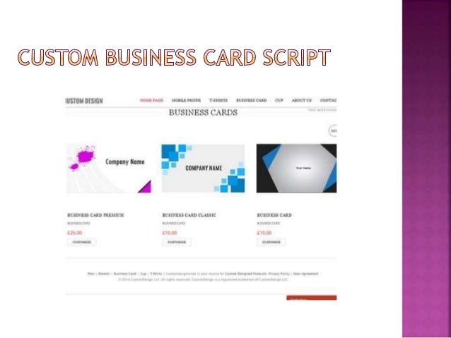 Business card online design script choice image card design and business card creator php gallery card design and card template business card online design script image reheart Images