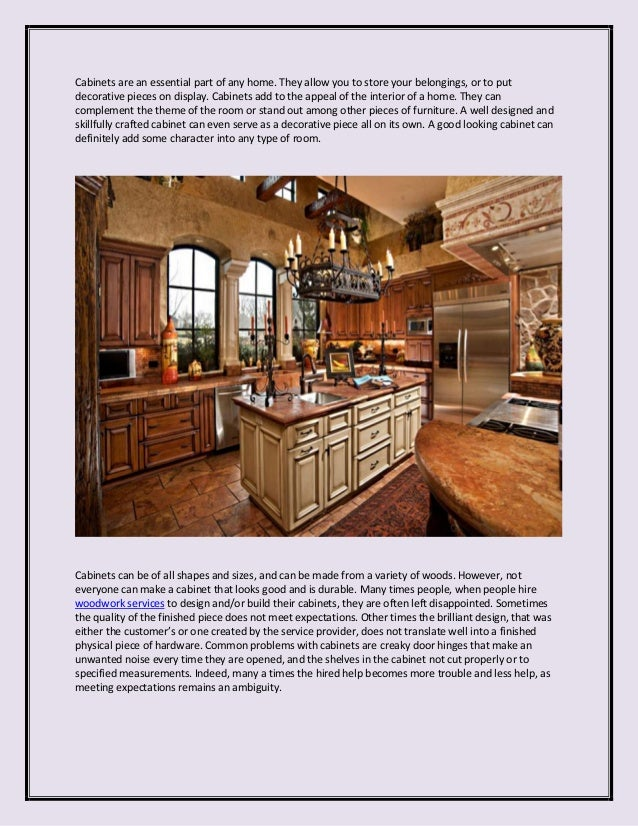 ... Custom Cabinets In Los Angeles; 2. Cabinets ...