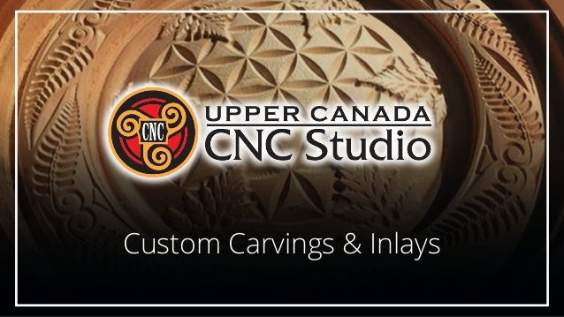 Custom Carvings & Inlays