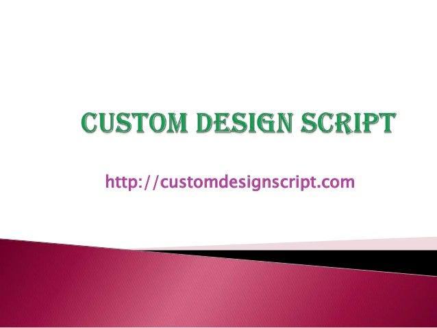 Custom design script php custom design script ready made custom d visiting card design script httpcustomdesignscript reheart Image collections