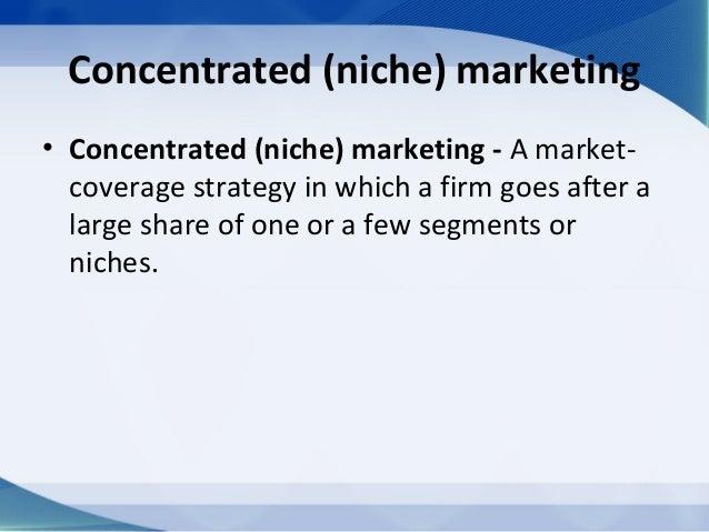 Customer driven marketing strategy