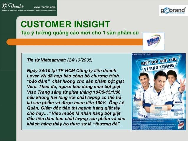 """Tin từ Vietnamnet: (24/10/2005) Ngày 24/10 tại TP.HCM Công ty liên doanh Lever VN đã họp báo công bố chương trình """"bảo đảm..."""