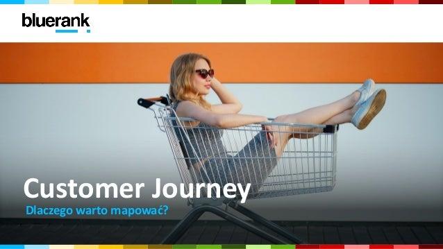1 Customer Journey Dlaczego warto mapować?