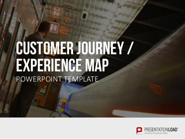 Customer Journey Experience Map Slide 2